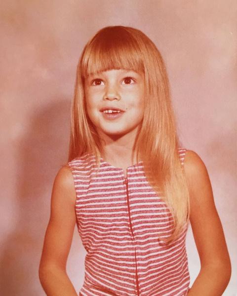 Фото №2 - Синди Кроуфорд и Деми Мур показали, как выглядели в детстве