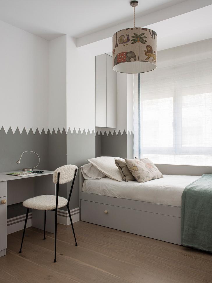 Фото №12 - Светлая квартира для семьи с детьми под Мадридом