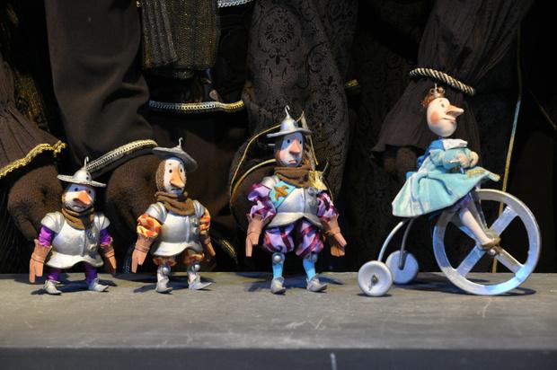 Фото №5 - 5 спектаклей детского weekendа «Золотой маски»