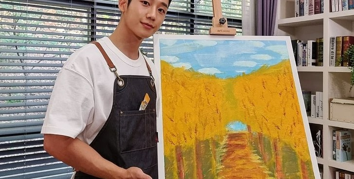 Фото №12 - Sexy Oppa: Все, что ты хотела знать о красавчике Чон Хэ Ине 😍