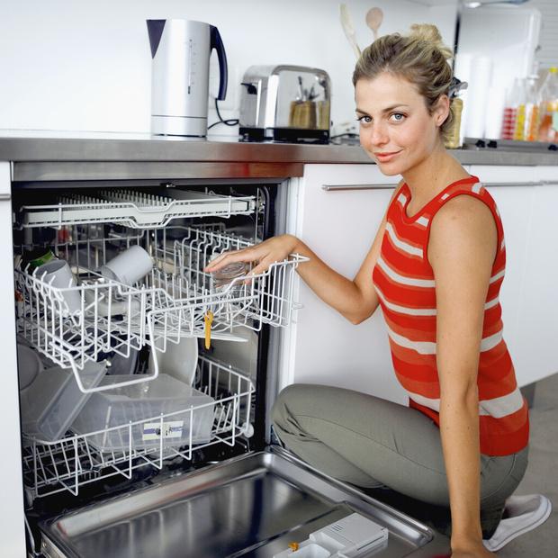 Посудомойка как пользоваться