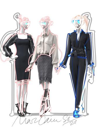 Фото №2 - Мода будущего: как Marc Cain совершенствует 3D-технологии