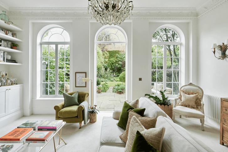 Фото №2 - Апартаменты в викторианском доме в Лондоне
