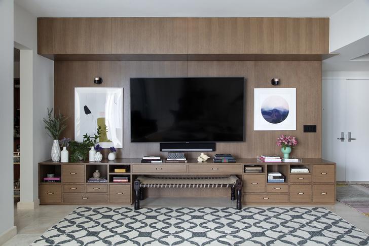 Фото №2 - Современная квартира в Майами