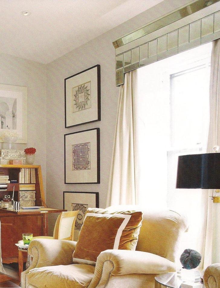 Фото №2 - Вопросы читателей: зеркальный декор на потолке