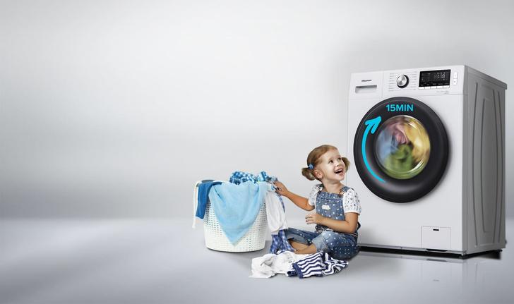 Фото №2 - Полезные функции: на что обратить внимание при выборе стиральной машины?