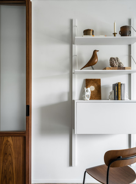 Фото №4 - Легкая и светлая квартира 50 м² для хозяйки кондитерской