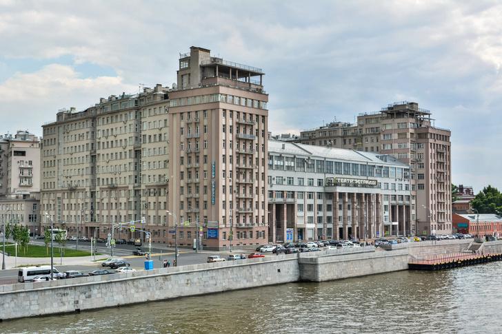 Фото №13 - Топ-9 лучших жилых домов Москвы 1920-2020-х годов