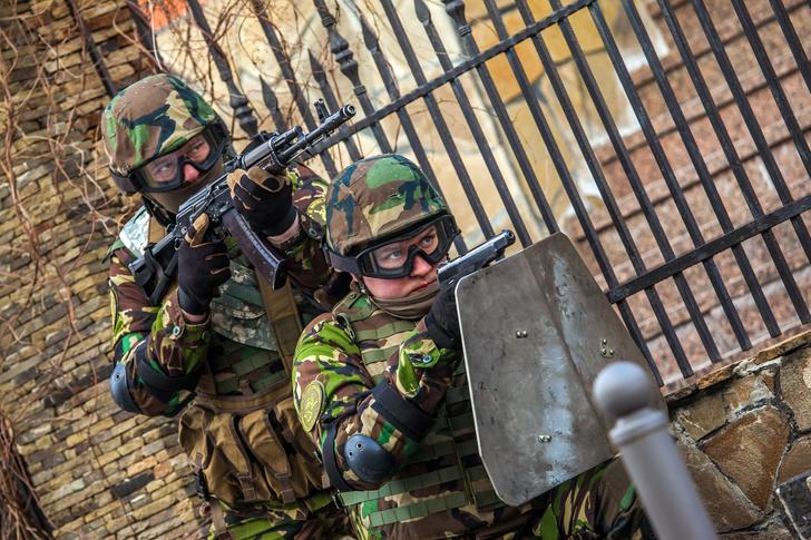 Фото №5 - Любимец спецназа. 5 поражающих фактов о пистолете Стечкина