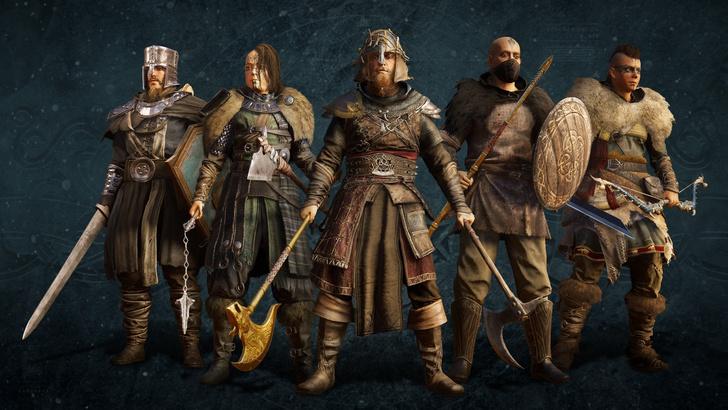 Фото №2 - Проживи легендарную сагу о викингах: «Assassin's Creed Вальгалла» уже доступна