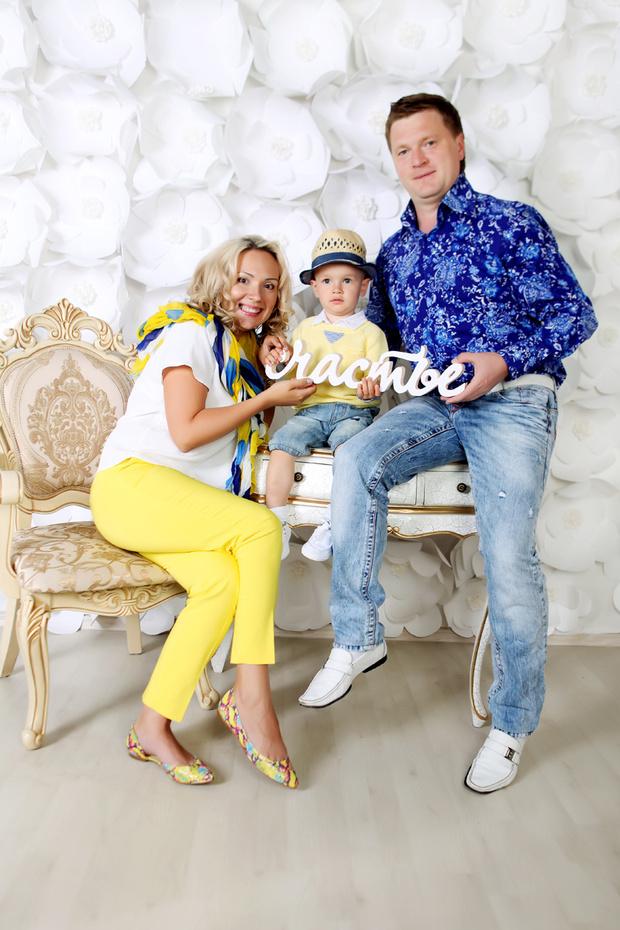 Фото №11 - Результаты конкурса «Мама, папа, я  - стильная семья!»