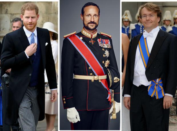 Фото №1 - Бунтари без причины: 5 европейских принцев, которые грубо нарушали протокол
