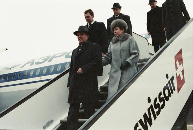 Фото №14 - Женщина с огромным сердцем и нелегкой судьбой: все о Раисе Горбачевой — единственной официальной первой леди СССР