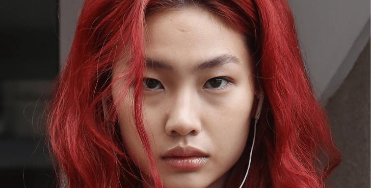 Фото №4 - От Louis Vuitton до «Игры в кальмара»: безумная карьера Чон Хо Ён 😎