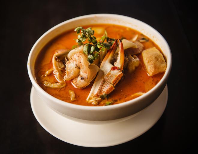 как приготовить суп из креветок