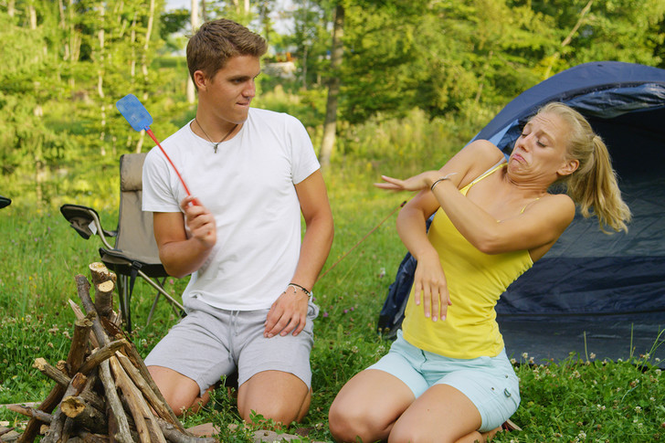 Фото №1 - Как победить комаров
