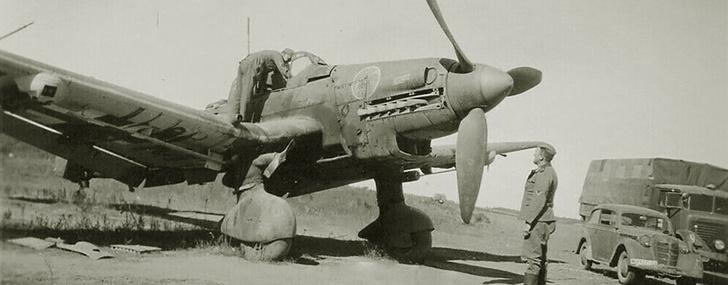 Фото №6 - Почему немецкие бомбардировщики издавали такой страшный звук