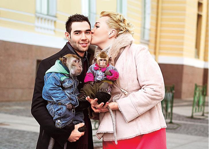 Фото №2 - Надежда Ангарская: «Нашла мужа через Интернет»