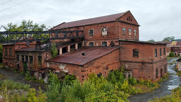 Фото №1 - Старинный завод под Екатеринбургом выиграл президентский грант