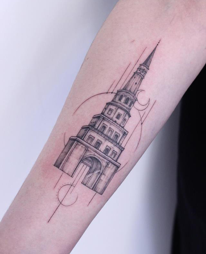 Татуировка как способ пережить утрату