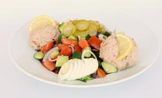 Как приготовить салат из мяса криля