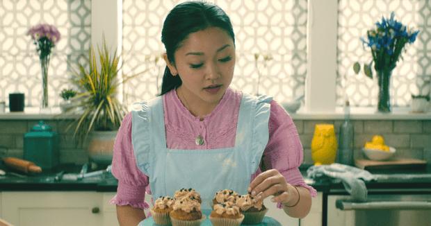 Фото №1 - Помнишь печенье Лары Джин из «Всем парням: С любовью…»? У нас есть его рецепт 🍪