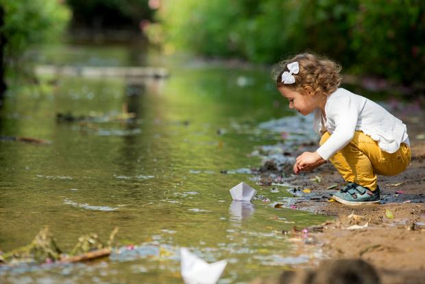 Фото №1 - Что делать ребенку, который заблудился: 6 правил