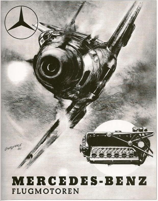 Фото №2 - Что известные автомобильные бренды выпускали во время Второй мировой