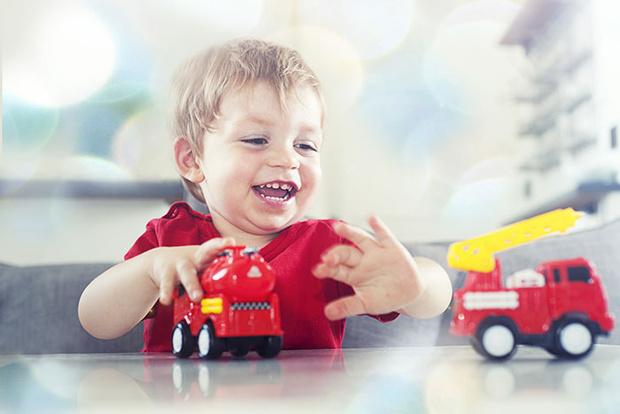 Фото №2 - Почему дети так любят машинки