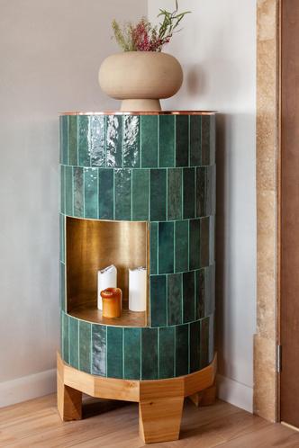 Фото №6 - Квартира в скандинавском стиле с печью