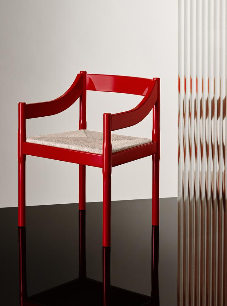 Фото №7 - Кресло Carimate Вико Маджистретти вновь на рынке
