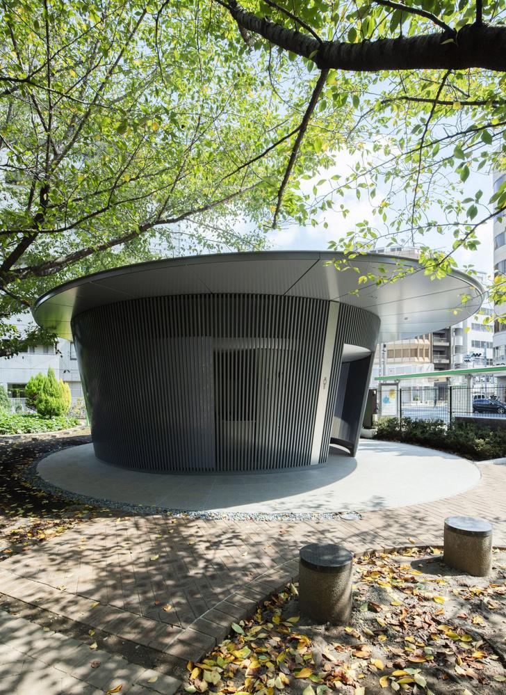 Фото №3 - Общественный туалет по проекту Тадао Андо