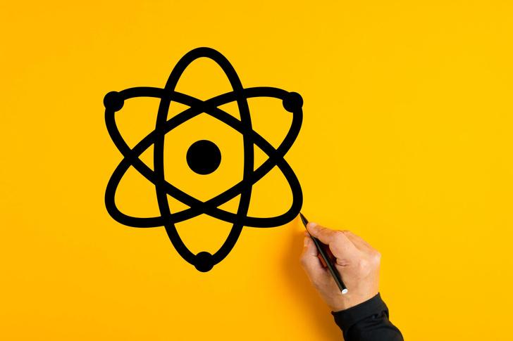 Фото №1 - Откуда электрон берет энергию, чтобы вечно вращаться вокруг ядра?