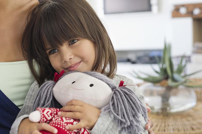Фото №6 - Ручная работа: вальдорфская кукла