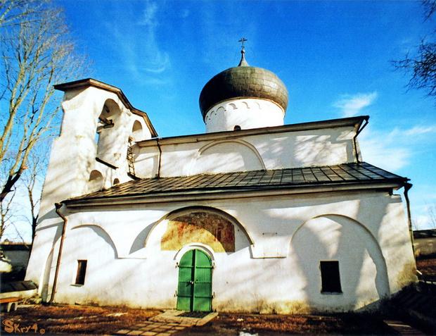 Фото №2 - На запад. Псков: крепости и Пушкин