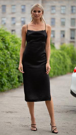 Фото №4 - 6 платьев, которые должны быть в гардеробе каждой женщины