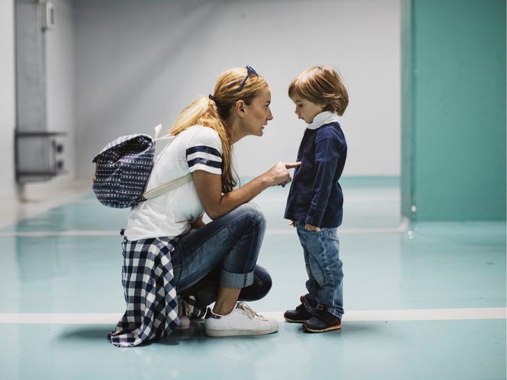 Какие фразы нельзя говорить ребенку