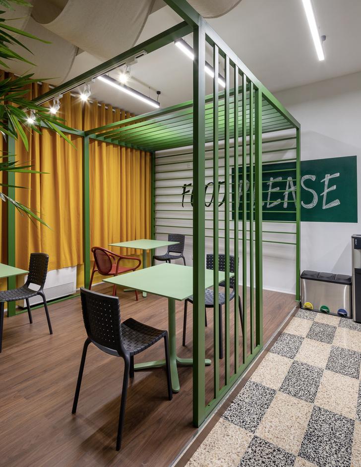 Фото №4 - Офис фармацевтической компании в Лиссабоне