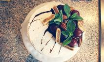 Вегетарианский торт «Большая компания»