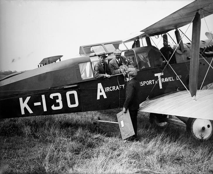 Фото №3 - Дальше, выше, быстрее: 5 вех в истории пассажирской авиации