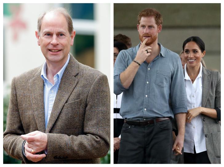 Фото №1 - Неприятный комментарий: за что Сассекские обиделись на принца Эдварда