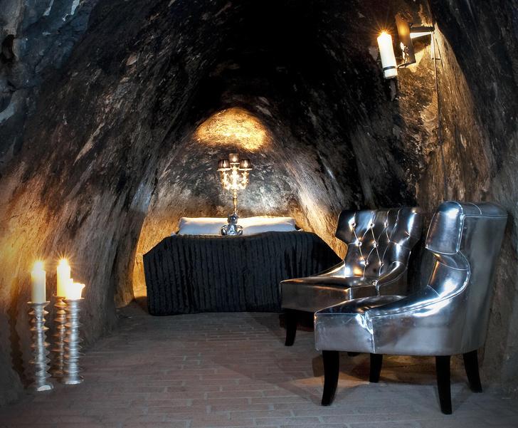 Фото №2 - Сны под землей: 6 самых необычных подземных отелей