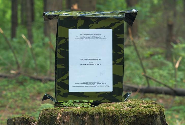 Фото №1 - Новый армейский сухпаек России— горный. Как тебе такое, Дункан Маклауд?