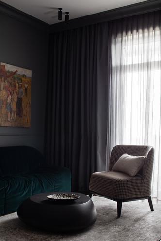 Фото №4 - «Хулиганская» квартира для яркой московской пары