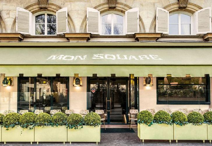 Фото №8 - Ресторан Mon Square в Париже