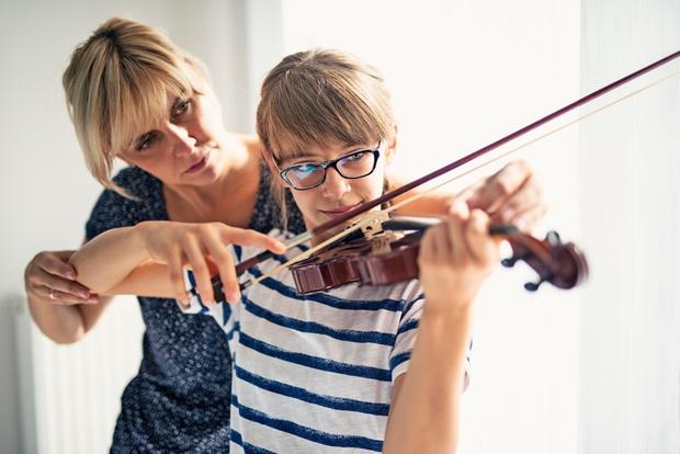Фото №1 - Мама и педагог: особенности общения