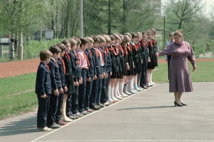 Фото №4 - Школа в СССР и сейчас. Мы нашли 8 радикальных отличий