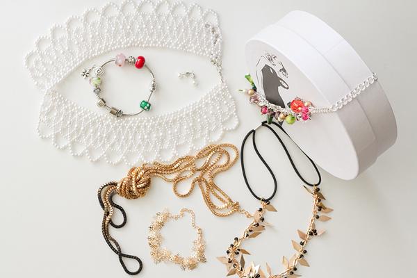 Коробочка ElleBox с украшениями – отличный подарок для близких и себя