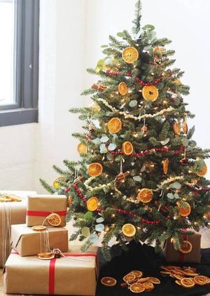 Фото №2 - Порция вдохновения: как украсить елку в наступающем 2021 году, чтобы быть в тренде