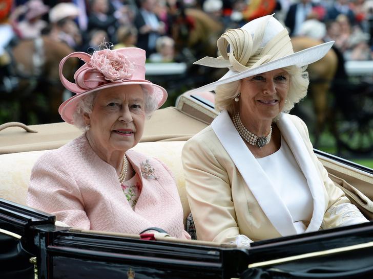 Фото №1 - Хорошая невестка: чем герцогиня Камилла смогла покорить Королеву
